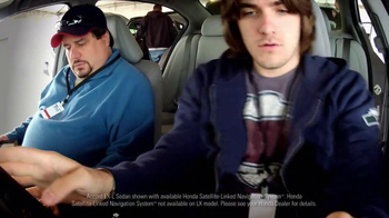 Honda Accord TV Spot, 'Competitive Test Drive: Competitors' - Thumbnail 5