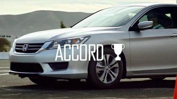Honda Accord TV Spot, 'Competitive Test Drive: Competitors' - Thumbnail 8