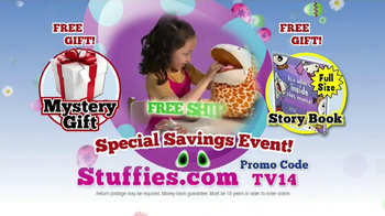 Stuffies Holiday Savings Event TV Spot, 'Easter' - Thumbnail 9