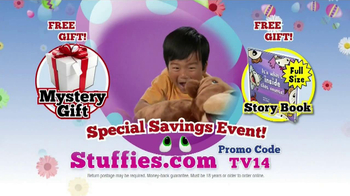 Stuffies Holiday Savings Event TV Spot, 'Easter' - Thumbnail 8