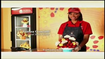Edible Arrangements TV Spot for Berry Confetti Cupcake - Thumbnail 5