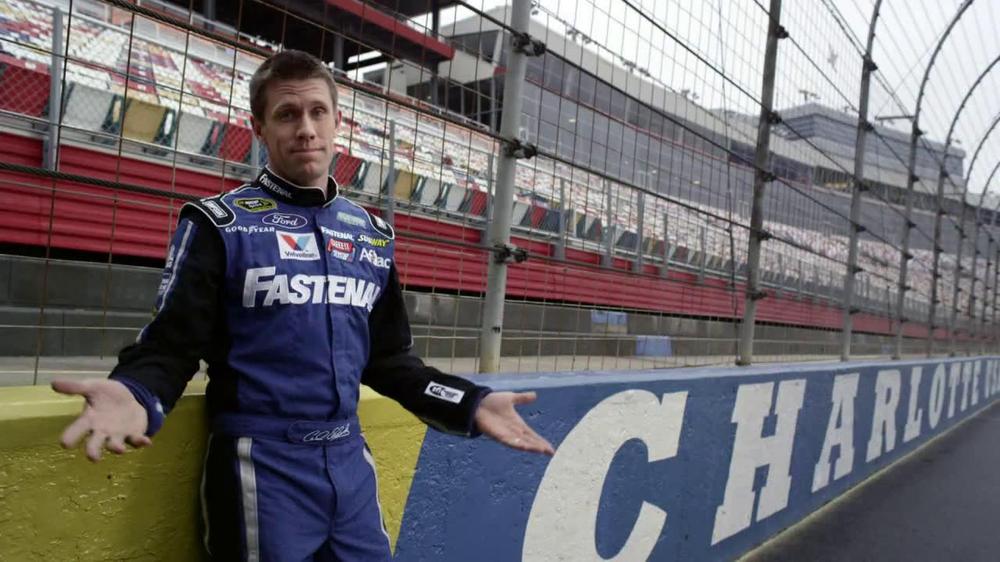 NASCAR Fantasy Live TV Commercial, 'Why Me?'