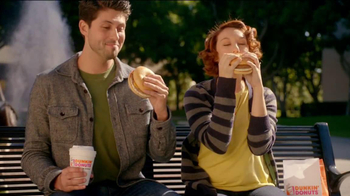 Dunkin' Donuts Angus Steak & Egg TV Spot, 'Fellow-Steak-Lover Handshake' - Thumbnail 6