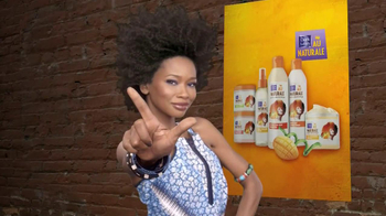 Dark and Lovely Au Naturale TV Spot, 'Unstoppable Curls' - Thumbnail 10