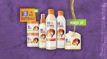 Dark and Lovely Au Naturale TV Spot, 'Unstoppable Curls' - Thumbnail 6