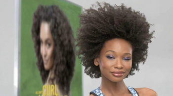 Dark and Lovely Au Naturale TV Spot, 'Unstoppable Curls' - Thumbnail 8