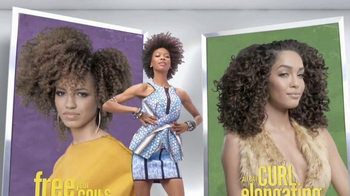 Dark and Lovely Au Naturale TV Spot, 'Unstoppable Curls' - 3537 commercial airings