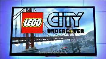 LEGO City Undercover TV Spot, 'Come to Life' - Thumbnail 2