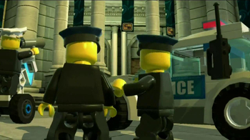 LEGO City Undercover TV Spot, 'Come to Life' - Thumbnail 4