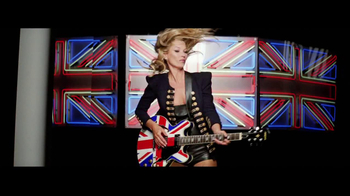 Rimmel London ScandalEyes Show Off Mascara TV Spot Featuring Kate Moss - Thumbnail 6
