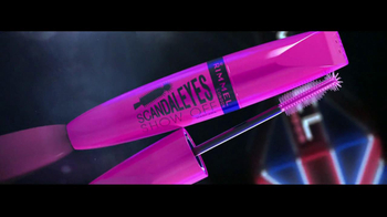 Rimmel London ScandalEyes Show Off Mascara TV Spot, 'Steal the Show' Featuring Kate Moss - Thumbnail 7