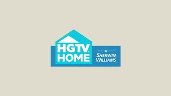 Sherwin-Williams TV Spot, 'HGTV Home Paint' - Thumbnail 1