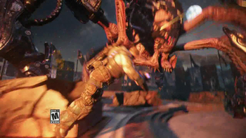 Gears of War Judgment TV Spot, 'Trust Your Guts' Song by The Prodigy - Thumbnail 8