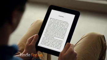 Amazon Kindle Fire HD TV Spot, 'Read This, Play That' - Thumbnail 3