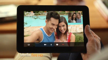 Amazon Kindle Fire HD TV Spot, 'Read This, Play That' - Thumbnail 4
