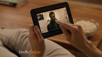 Amazon Kindle Fire HD TV Spot, 'Read This, Play That' - Thumbnail 5
