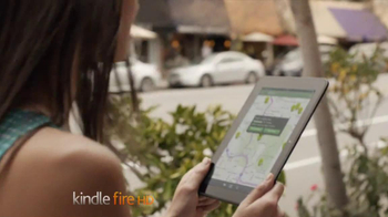 Amazon Kindle Fire HD TV Spot, 'Read This, Play That' - Thumbnail 6