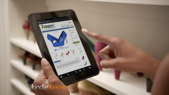 Amazon Kindle Fire HD TV Spot, 'Read This, Play That' - Thumbnail 8