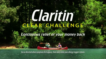 Claritin Clear Challenge TV Spot, '10 Days' - Thumbnail 10