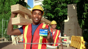 Claritin Clear Challenge TV Spot, '10 Days' - 7638 commercial airings