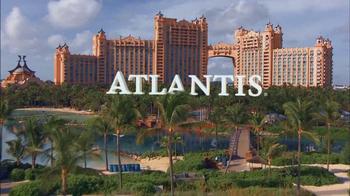 Atlantis TV Spot, 'Imagine: Last Week' - Thumbnail 1