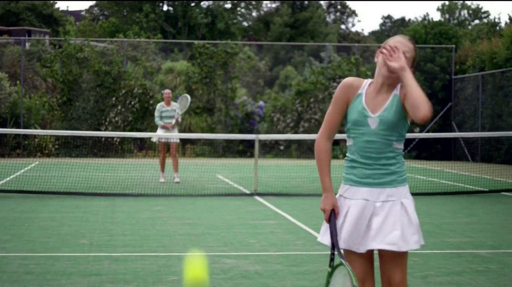 Zyrtec Allergy TV Commercial, 'Tennis'