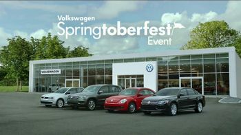 Volkswagen Springtoberfest TV Spot, 'Last One' - Thumbnail 9