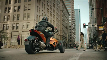Can-Am Spyder TV Spot, 'Moment'