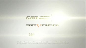 Can-Am Spyder TV Spot, 'Moment' - Thumbnail 10