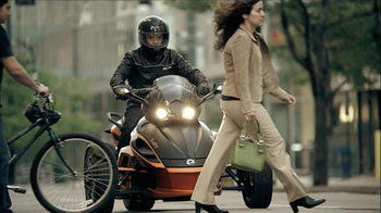Can-Am Spyder TV Spot, 'Moment' - Thumbnail 2