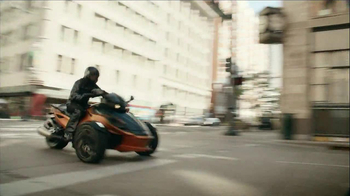 Can-Am Spyder TV Spot, 'Moment' - Thumbnail 4