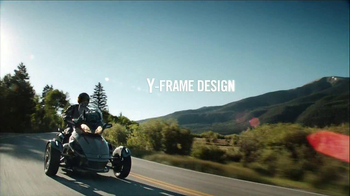 Can-Am Spyder TV Spot, 'Moment' - Thumbnail 5