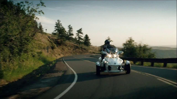 Can-Am Spyder TV Spot, 'Moment' - Thumbnail 7