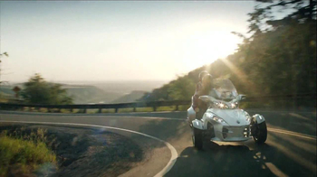 Can-Am Spyder TV Spot, 'Moment' - Thumbnail 8