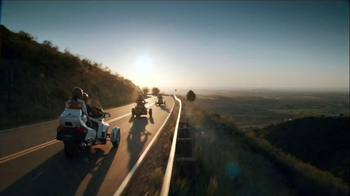 Can-Am Spyder TV Spot, 'Moment' - Thumbnail 9