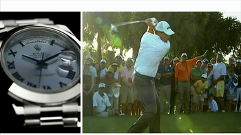 Rolex Oyster Perpetual TV Spot Featuring Phil Mickelson - Thumbnail 5