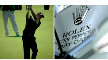 Rolex Oyster Perpetual TV Spot Featuring Phil Mickelson - Thumbnail 8