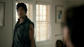 Time Warner Cable TV Spot, \'The Walking Dead\' Featuring Norman Reedus