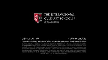The Art Institutes International Culinary Schools TV Spot, 'Restaurant' - Thumbnail 9
