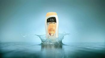 Olay Ultra Moisture TV Spot, 'Beyond Basic Cleansing' - Thumbnail 4