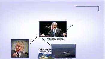 American Future Fund TV Spot, 'Chuck Hagel' - Thumbnail 6