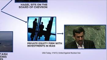 American Future Fund TV Spot, 'Chuck Hagel' - Thumbnail 9