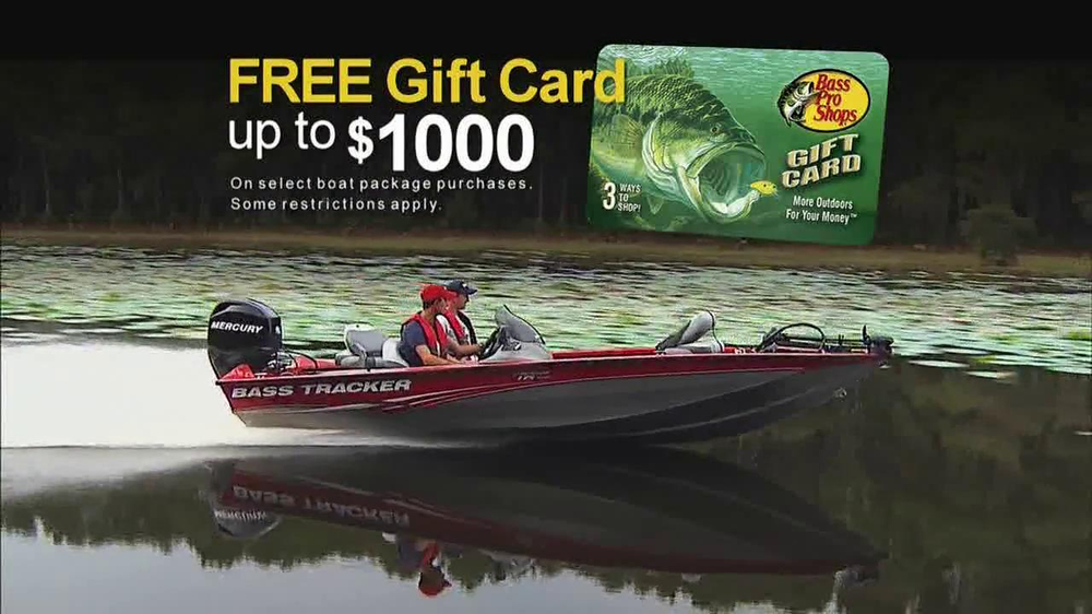 Bass pro shops spring fishing classic tv spot for Bass pro fishing sale