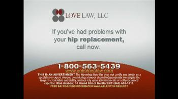 Sokolove Law TV Spot, 'Hip Replacement' - Thumbnail 7