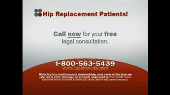 Sokolove Law TV Spot, 'Hip Replacement' - Thumbnail 6