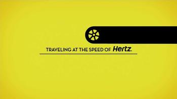 Hertz eReturn TV Spot, 'Zap Technology: Departure' Featuring Owen Wilson - Thumbnail 1