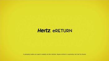 Hertz eReturn TV Spot, 'Zap Technology: Departure' Featuring Owen Wilson - Thumbnail 9