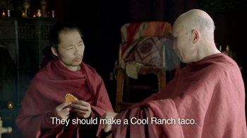Taco Bell Cool Ranch Doritos Locos Tacos TV Spot, 'Ideas' - Thumbnail 6
