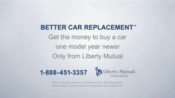 Liberty Mutual TV Spot \'Humans: Better Car Replacement\'