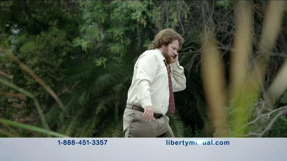 Liberty Mutual Com >> Liberty Mutual TV Commercial 'Humans: Better Car ...